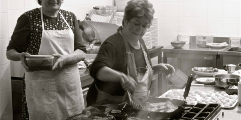 The best cooks in Calabria.