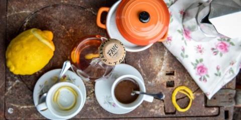Caffe La Moretta by: LaTavolaMarche.com
